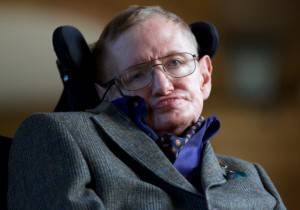 Stephen Hawking (ANDREW COWIE/AFP/Getty Images)