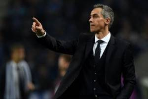 All. Paulo Sousa,(Photo credit should read FRANCISCO LEONG/AFP/Getty Images)