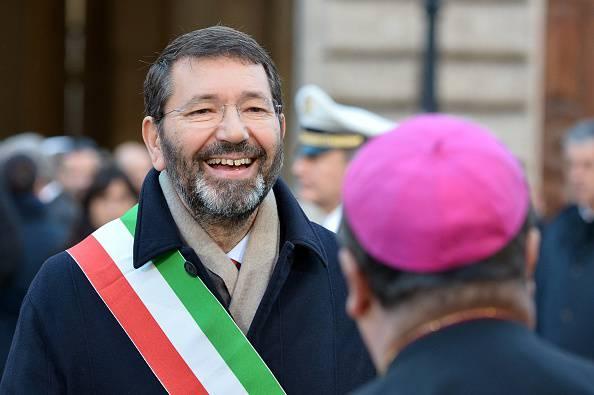 Ignazio Marino (TIZIANA FABI/AFP/Getty Images)