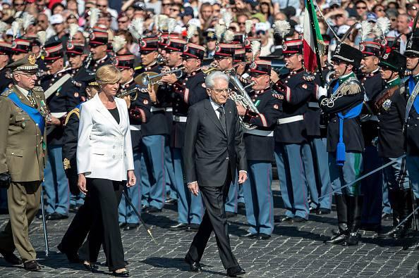 Terrorismo, la costernazione di Mattarella