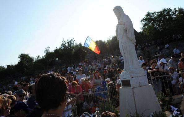 """Su Medjugorje Papa Francesco rischia lo scisma"""