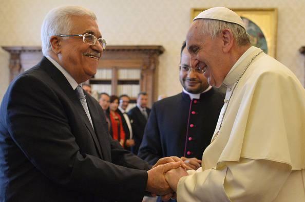 Vaticano e Palestina, siglato accordo storico