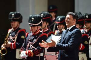Matteo Renzi (GABRIEL BOUYS/AFP/Getty Images)