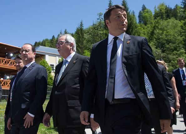 Accoglienza migranti, Renzi dice no allo scaricabarile