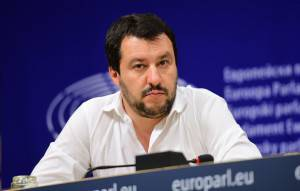 Matteo Salvini (EMMANUEL DUNAND/AFP/Getty Images)