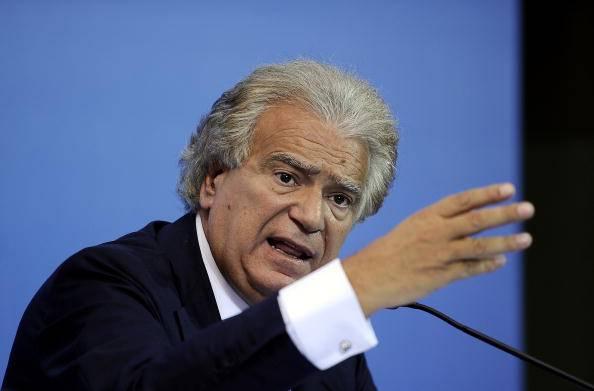 Denis Verdini (FILIPPO MONTEFORTE/AFP/Getty Images)
