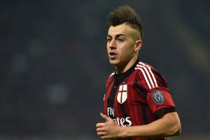 Stephan El Shaarawy (Photo by Valerio Pennicino/Getty Images)