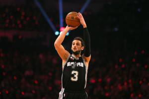 Marco Belinelli (Photo by Elsa/Getty Images)