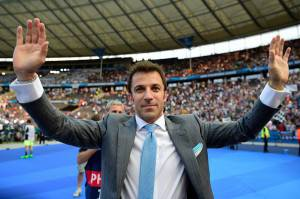 Alessandro del Piero (Photo credit should read OLIVIER MORIN/AFP/Getty Images)