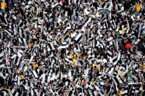 Juventus (Photo credit should read OLIVIER MORIN/AFP/Getty Images)
