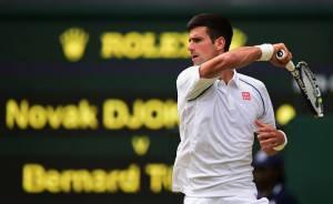 Novak Djokovic (Photo by Shaun Botterill/Getty Images)