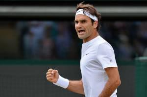 Roger Federer (Photo credit should read GLYN KIRK/AFP/Getty Images)