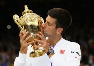 Novak Djokovic (Photo by Clive Brunskill/Getty Images)