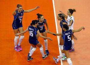 Italia Volley femminile Getty Images for FIVB)