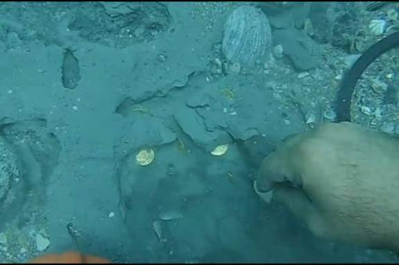 Tesoro in fondo al mare, ecco quanto vale (VIDEO)