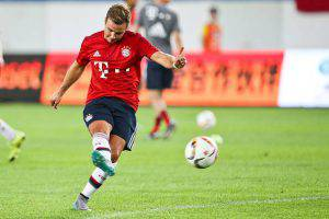 Mario Gotze   (Photo by ChinaFotoPress/ChinaFotoPress via Getty Images)
