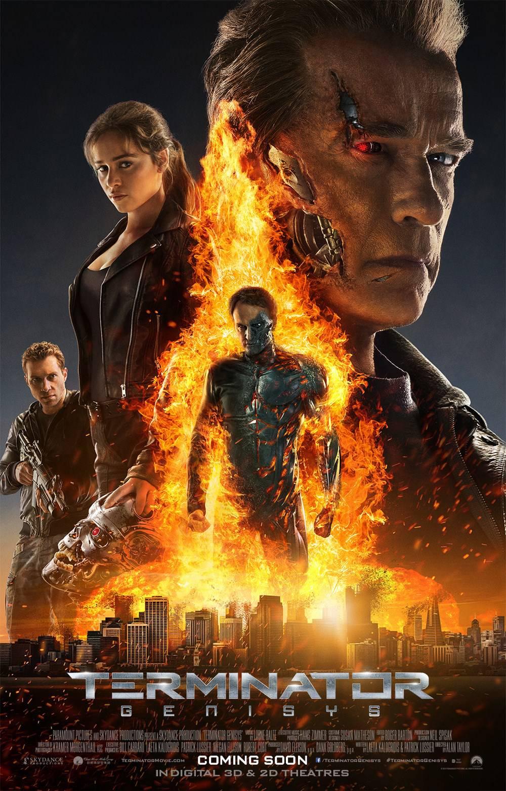 """Terminator Genisys"": recensione"