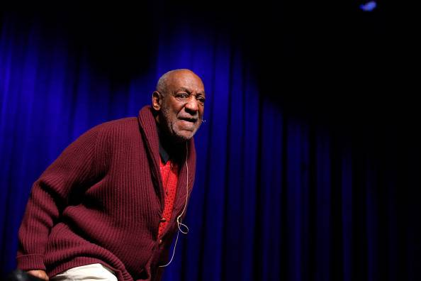 Bill Cosby (Jemal Countess/Getty Images)