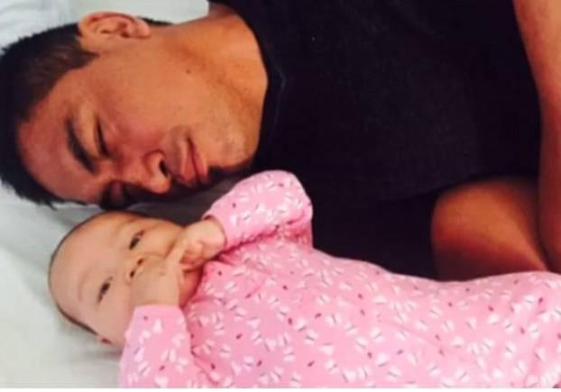 Giocatore di rugby eroe, fa scudo col corpo e salva la figlia prima di morire