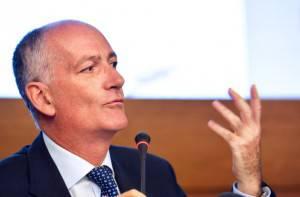 Il prefetto Gabrielli (ALBERTO PIZZOLI/AFP/Getty Images)