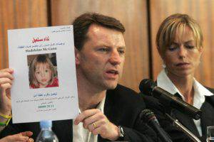 I genitori di Maddie McCann (ABDELHAK SENNA/AFP/Getty Images)