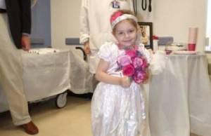 la piccola si sposa DIRETTANEWS