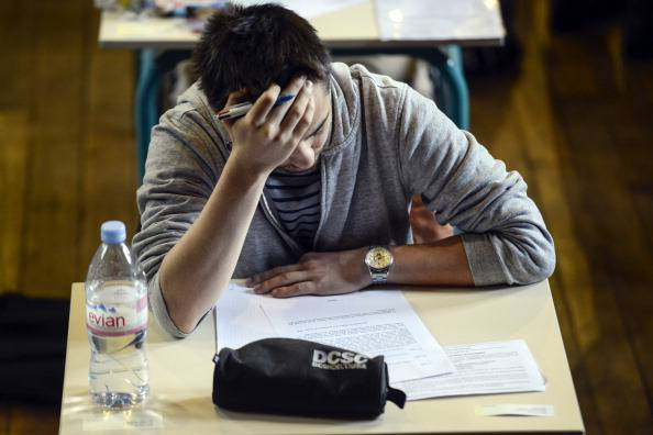 Maturità (FRED DUFOUR/AFP/Getty Images)