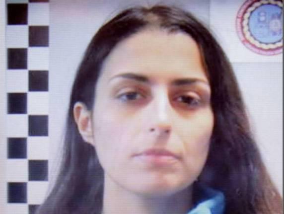 Martina Levato (foto Polizia di Stato)