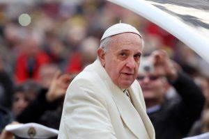Papa Francesco cristiani