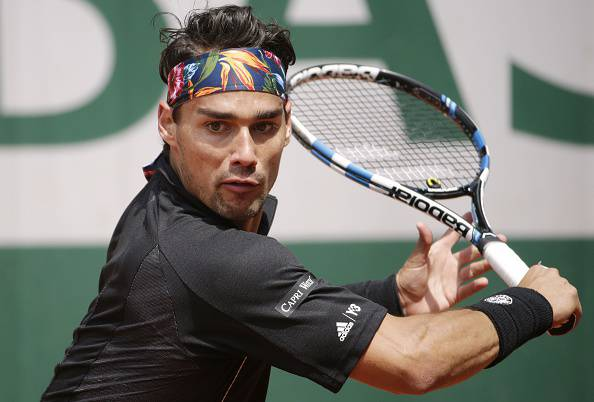 Tennis, Fognini perde in finale ad Amburgo con Nadal