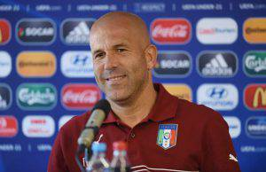 Luigi Di Biagio (Photo by Michael Regan/Getty Images)