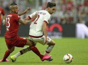 Bayern Monaco-Milan Getty Images)