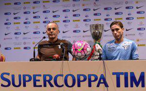 Supercoppa Italiana (Photo credit should read JOHANNES EISELE/AFP/Getty Images)