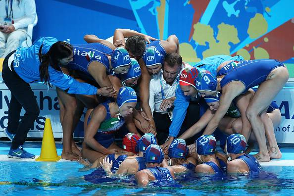 Pallanuoto (getty images)