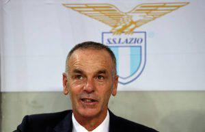 Stefano Pioli (Photo credit should read JOHANNES EISELE/AFP/Getty Images)