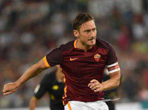 Francesco Totti (Photo by Giuseppe Bellini/Getty Images)