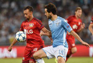 Lazio-Bayer Leverkusen (Getty Images)