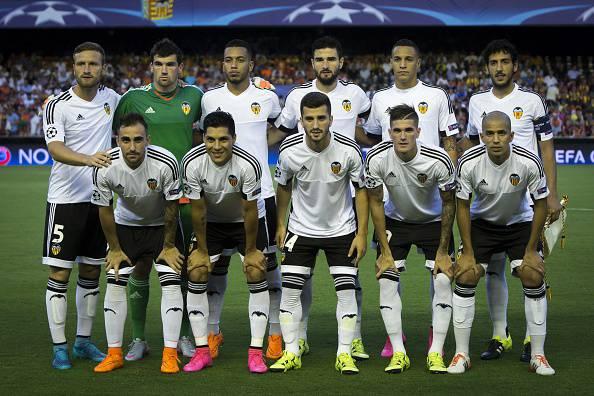 Valencia (Photo credit should read BIEL ALINO/AFP/Getty Images)