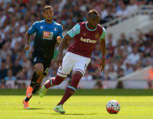 Diafra Sakho (Photo by Arfa Griffiths/West Ham United via Getty Images)
