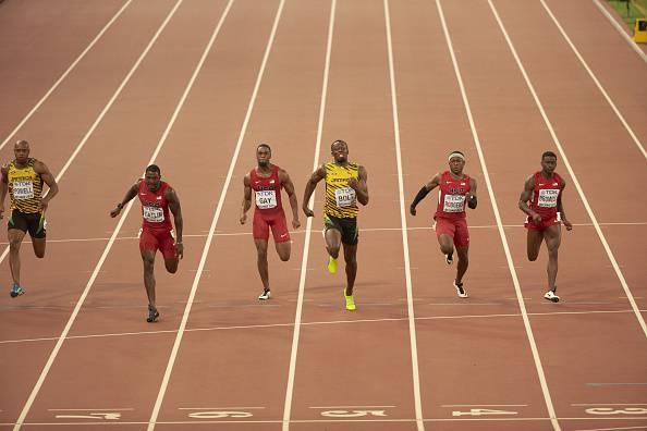 Mondiali Atletica Leggera, nei 200 metri il Re è ancora Bolt: battuto Gatlin