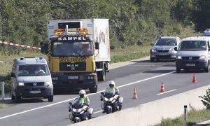 migranti tragedia Austria Camion