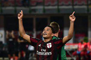Bacca        (Photo credit should read GIUSEPPE CACACE/AFP/Getty Images)