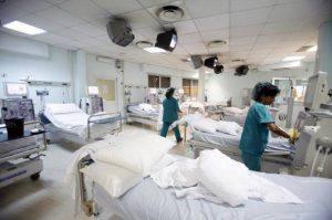 Reparto Ospedale  Photographer: Alessia Pierdomenico/Bloomberg via Getty Images