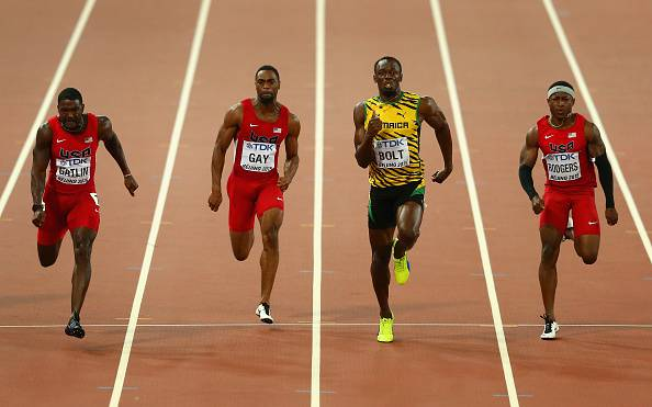 Mondiali di Atletica, 100 metri: Bolt è ancora leggenda