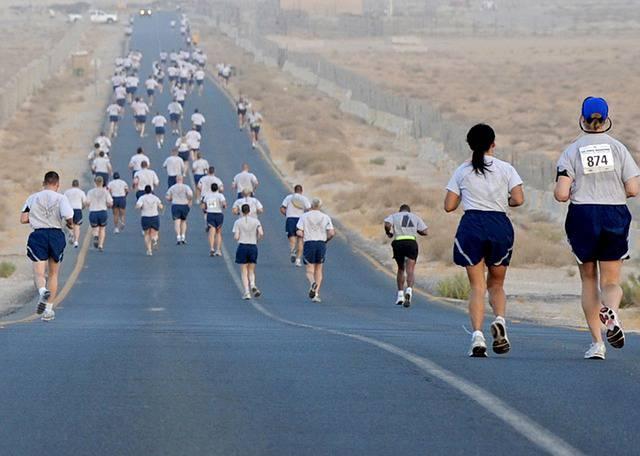Correre fa bene alla salute fisica e mentale