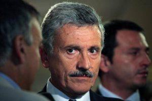 Massimo D'Alema (MENAHEM KAHANA/AFP/Getty Images)