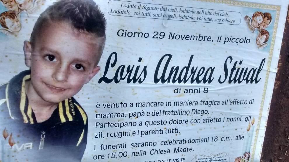 Loris Stival: Veronica andrà a pregare sulla tomba del figlio
