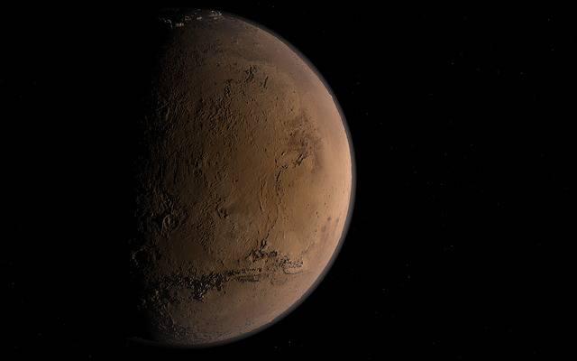 Astronomia, su Marte si poteva vivere