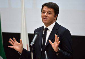 Matteo Renzi (YOSHIKAZU TSUNO/AFP/Getty Images)