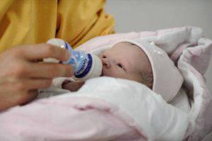 Neonata (JEAN-SEBASTIEN EVRARD/AFP/Getty Images)